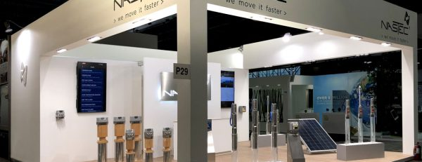 The new Nastec products in Milan