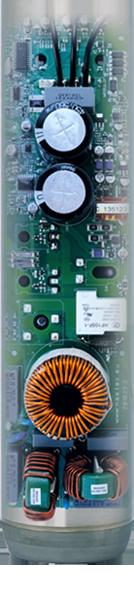 Built-in inverter module