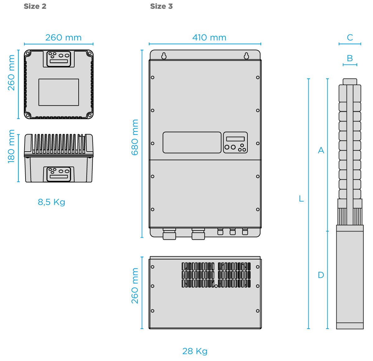 VSP-size