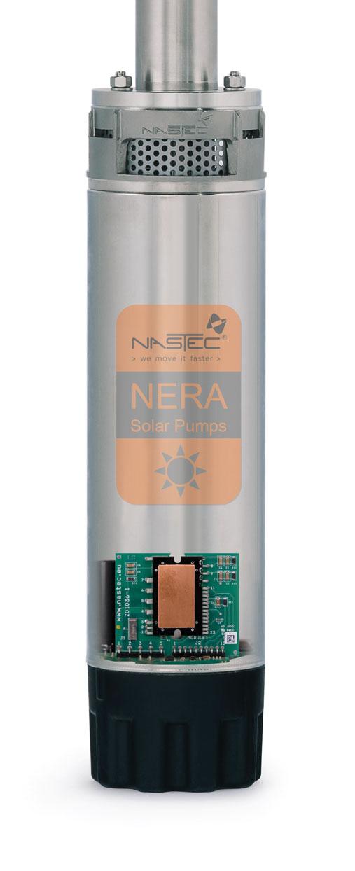 NERA encapsulated electronic