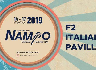 Nastec en la NAMPO 2019 de Sudáfrica