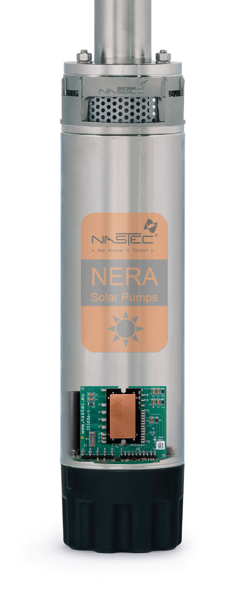 NERA encapsulated electronic