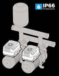 MIDA protezione IP66
