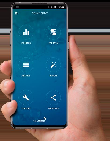 Nastec - Mobile App